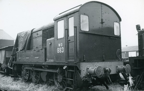Armstrong Whitworth Engineers 0-60-DE D56/1936