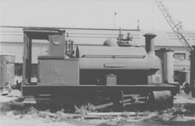 "R. & W.Hawthorn, Leslie & Co.Ltd. 0-4-0ST, Works No.2876/1911. ""EXPRESS"""