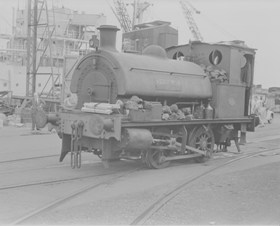 """Andrew, Barclay, Sons & Co.Ltd. 0-4-0ST, Works No.3865/1936. """"SINGAPORE"""""""